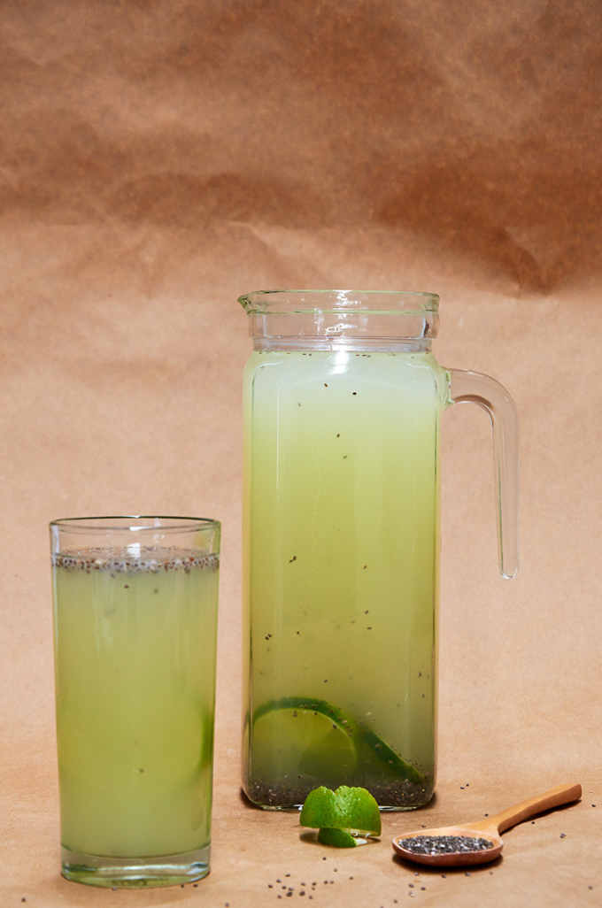 Chia Water Agua de Chia