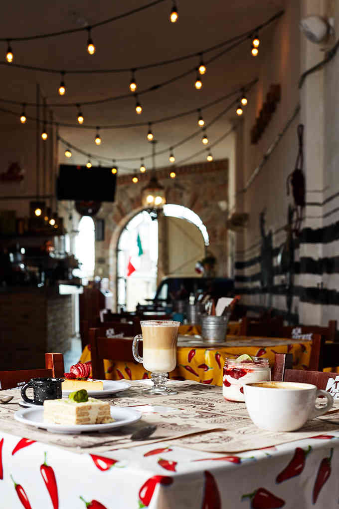 Dining Room Restaurante Toribio