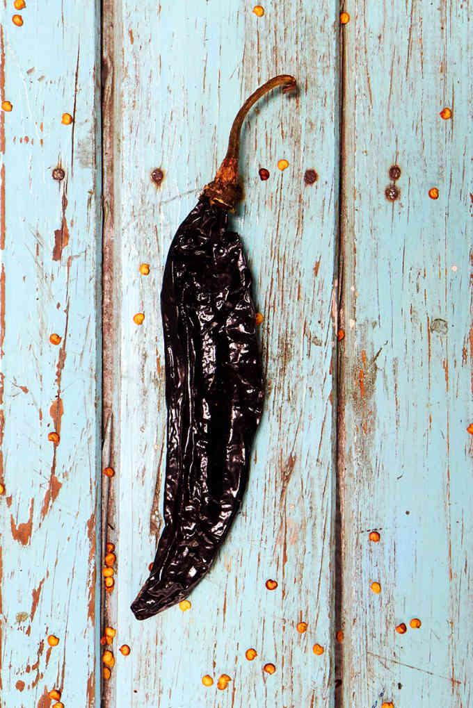 Dried Pasilla Chile