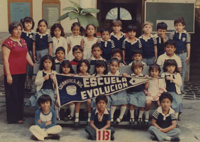 Escuela Evolución Cuernavaca Morelos