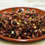 Homemade Mexican Turkey Stuffing Dressing