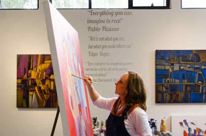 Lourdes Rivera Galeria Manuk
