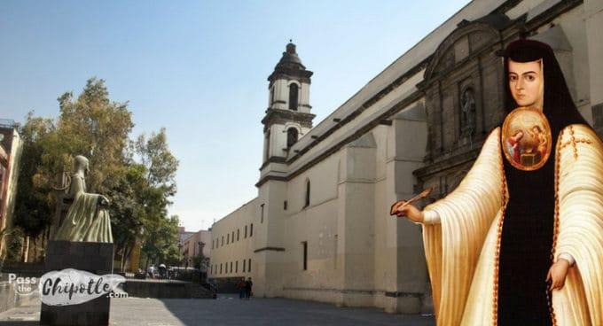 Sor Juana Philosopher Mexico