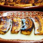 Fried Bananas with Lechera