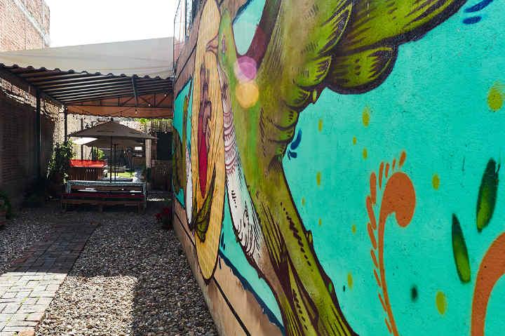 Mural Natalia's Food Truck