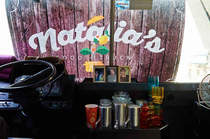 Natalia's Food Truck, San Miguel de Allende