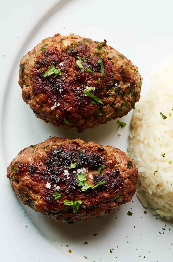 Mexican Pan-Fried Meatballs