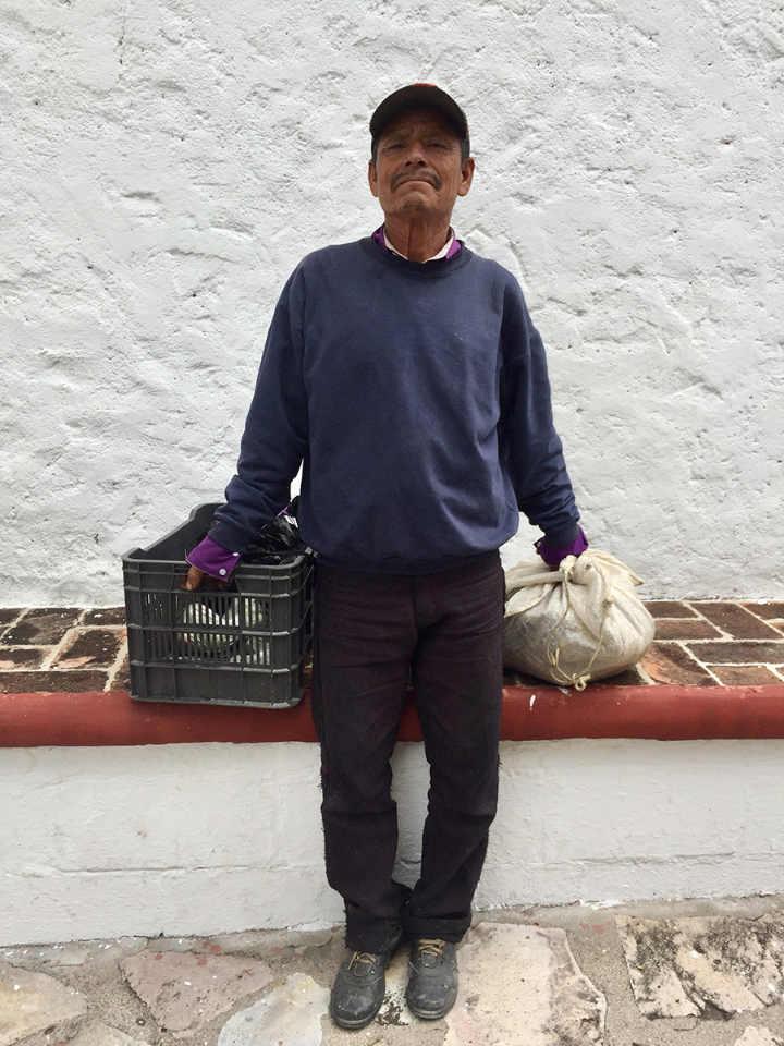 Don Cirilo Fruit and Vegetable Vendor, San Miguel de Allende