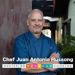 Chef Juan Antonio Cooking Instructor