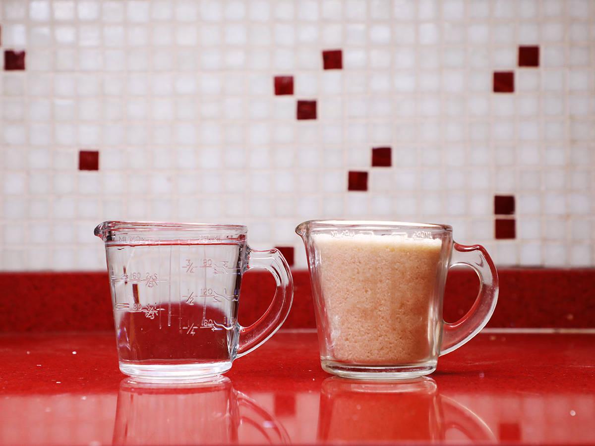 Simple Syrup Ingredients