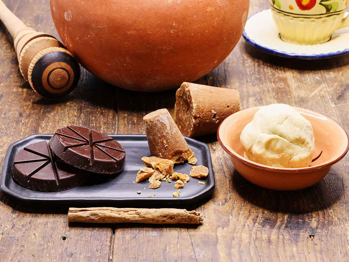 Champurrado Ingredients
