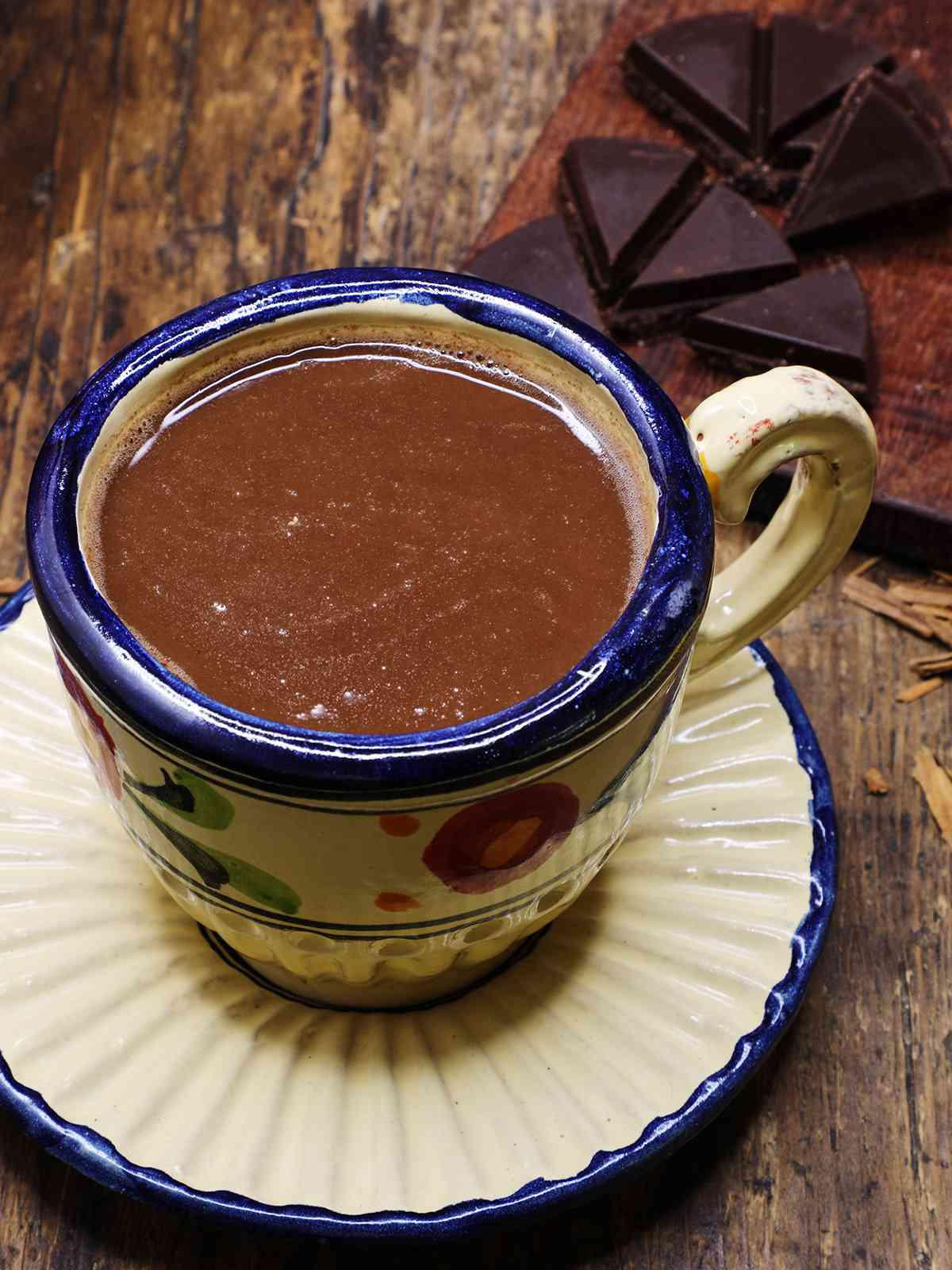 Champurrado and Mexican Chocolate