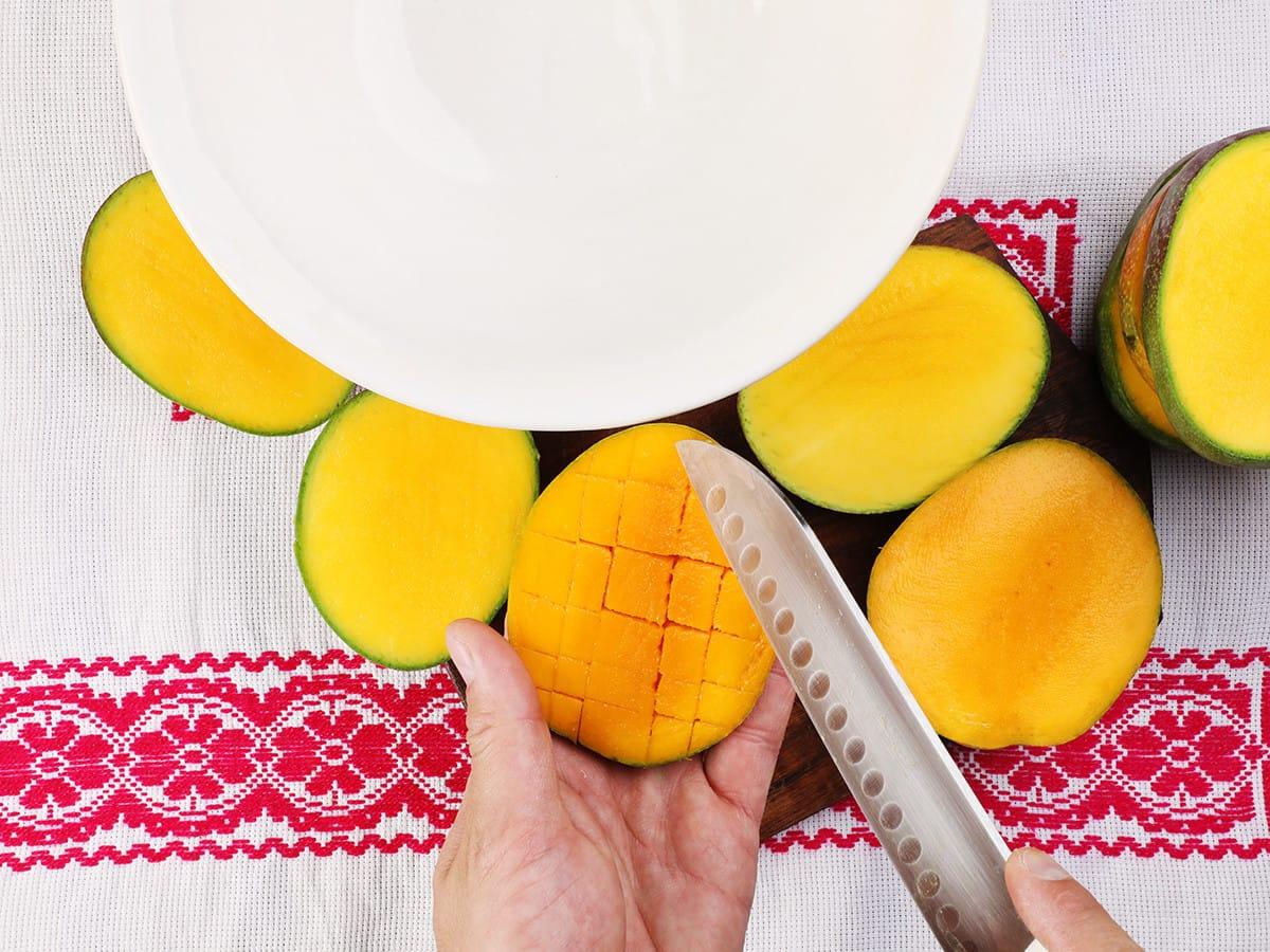 Scoring Mango