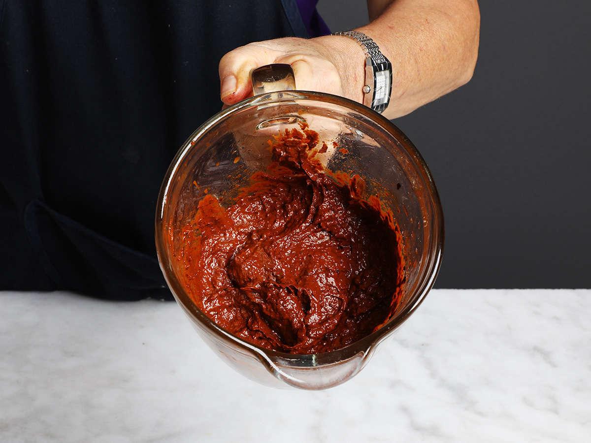 Chili Paste in Blender