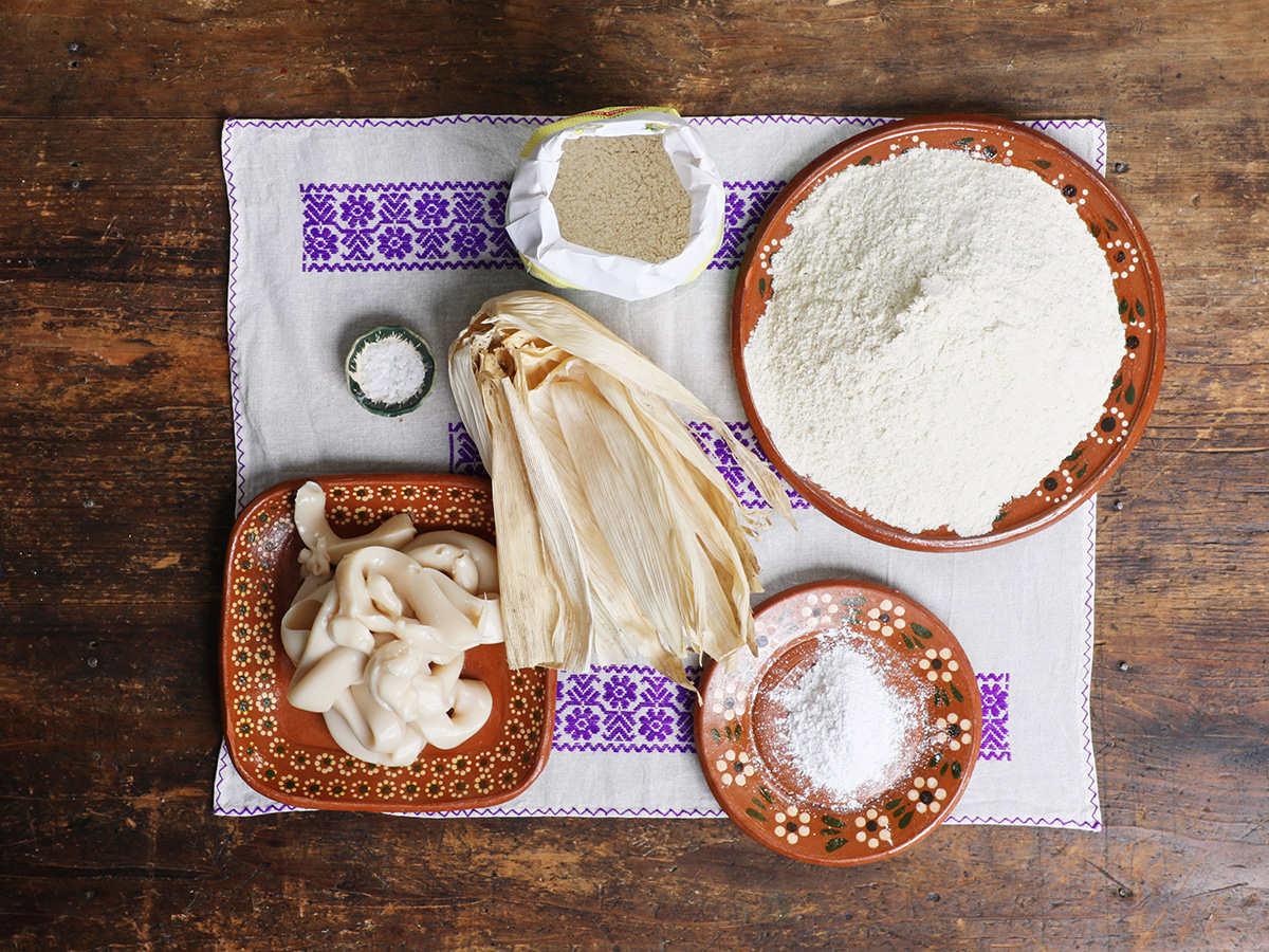 Tamale Dough Ingredients