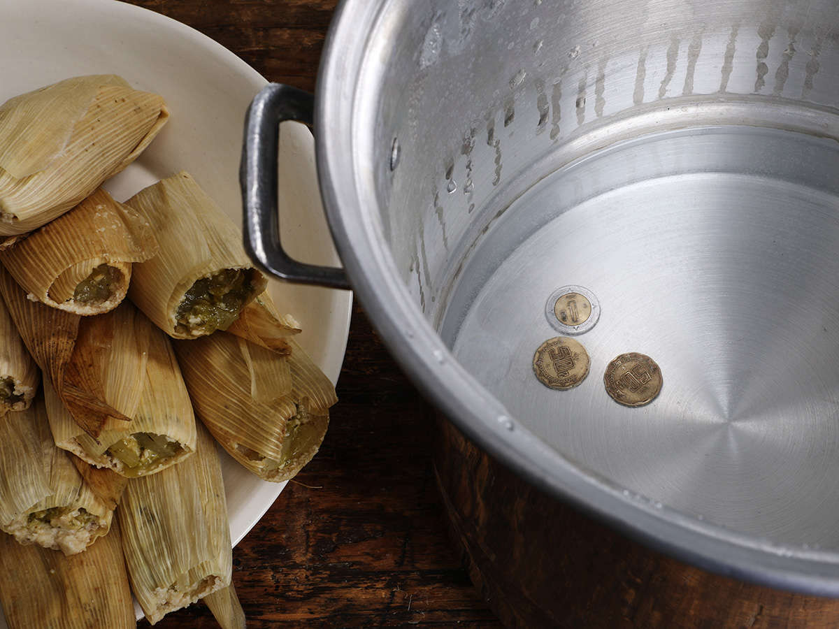 Tamales and Steamer
