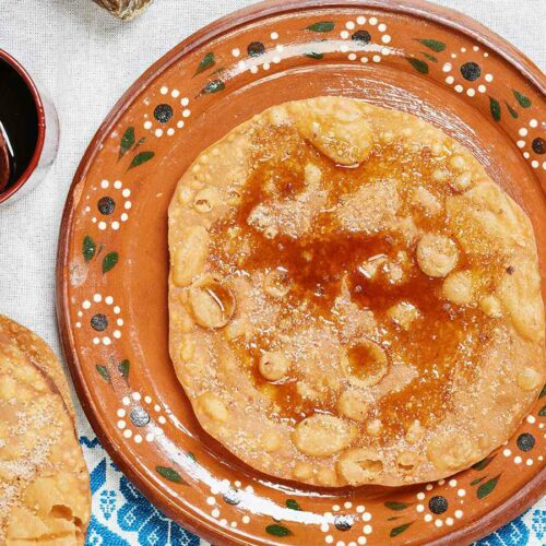 Authentic Buñuelos