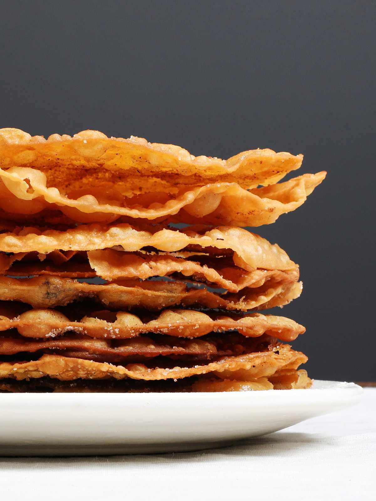 Stack of Buñuelos