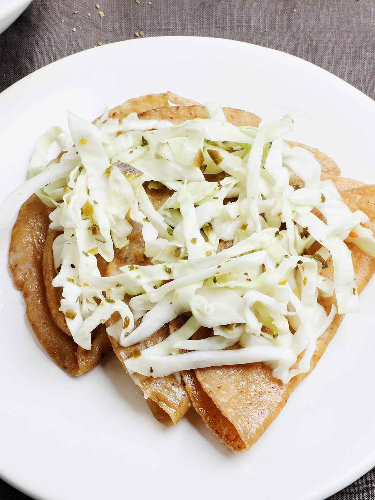 Authentic Queso Fresco Tacos